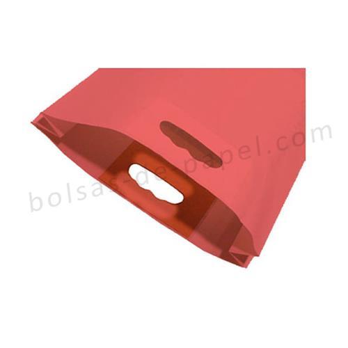 bolsa troquelada roja 2