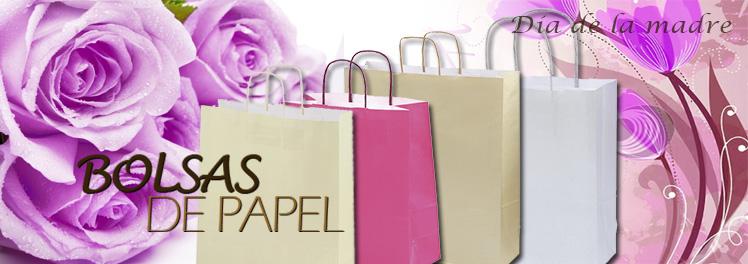 bolsas de papel elegantes y de calidad para tu regalo del dia de la madre