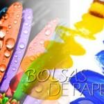 articulo marketing color para bolsas papel