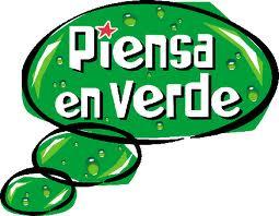 piensa en verde