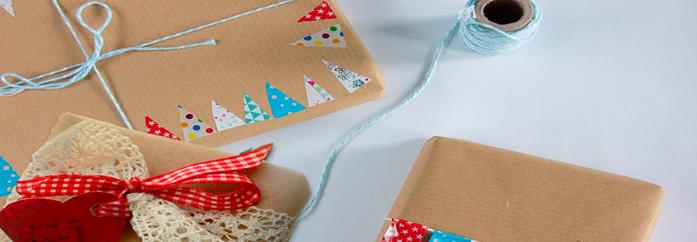 7 ideas para envolver regalos de forma original bolsas - Envolver regalos de forma original ...