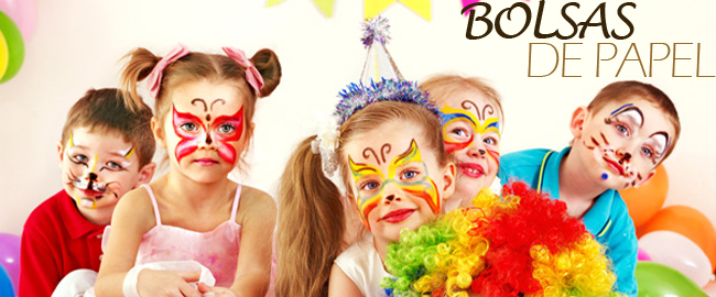 Manualidades De Papel Para Ninos En Carnaval Bolsas De Papel