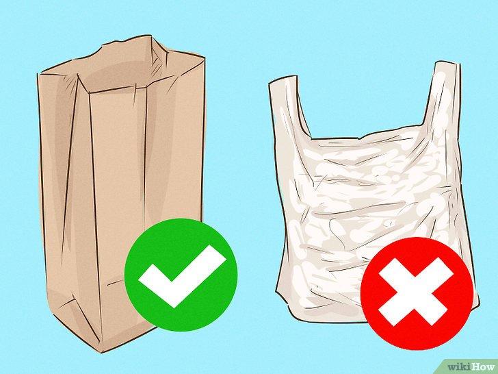 Qué bolsas elegir en supermercados.