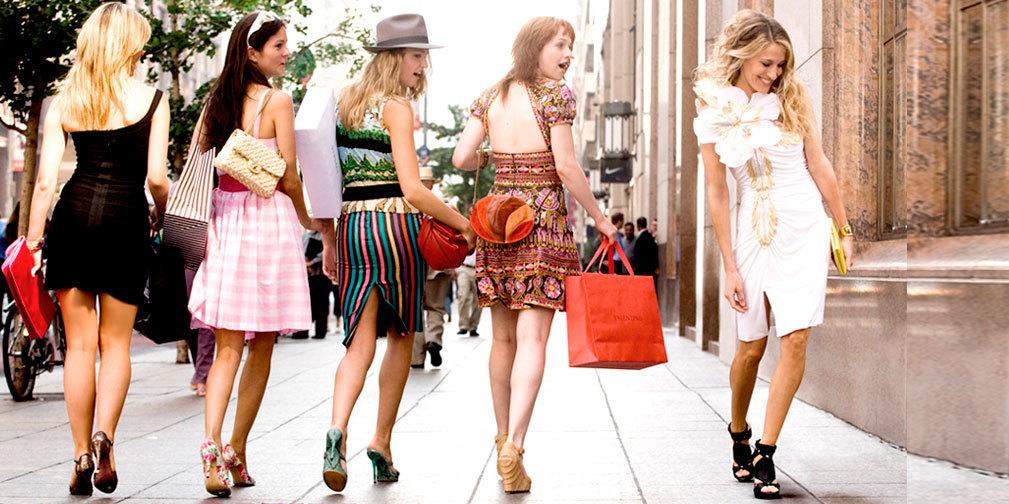 La bolsa de papel y la moda