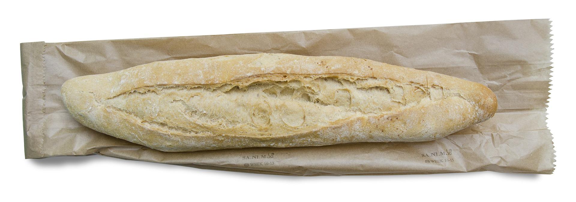 Bolsas de panadería