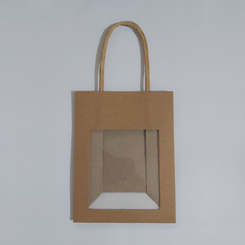 bolsa de papel mini