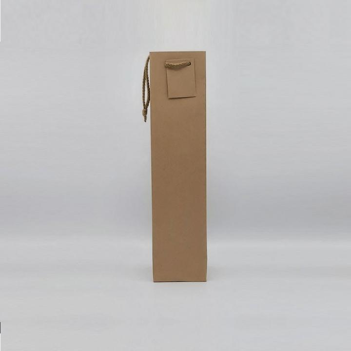 bolsa papel 1 botella grande sin ventana